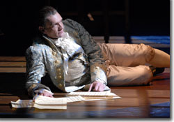 Brent Harris as Antonio Salieri