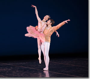 Maria Mosina and Alexei Tyukov in