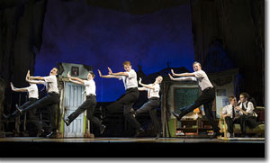 The Book of Mormon, Second National Tour Company