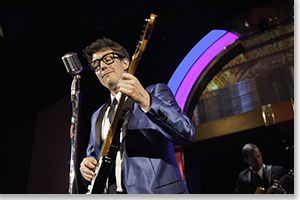 Brett Ambler as Buddy Holly