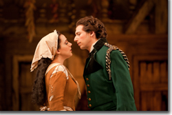 Daniela Mack as Angelina (Cinderella) and Michele Angelini as Prince Ramiro
