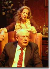 Photo of Deborah Persoff as Claire and Ed Baierlein as Tobias