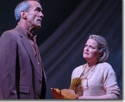 Photo of John Hutton as Michael and Martha Harmon Pardee as Linda