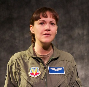 Laura Norman as The Pilot