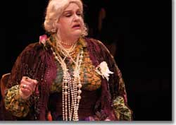 Photo of Kathy Brady as Princess Aurelia, Madwoman of Tribeca