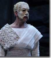 Photo of John Hutton as Creon