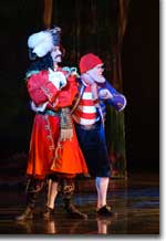 Photo of Captain Hook and Smee