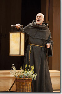 Sam Gregory as Friar Laurence