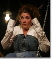Photo of Hannah Duggan as Lavinia