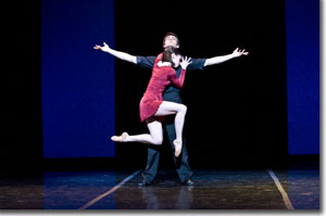 Emily Bromberg and Alexei Tyukov were breathtaking in 2008