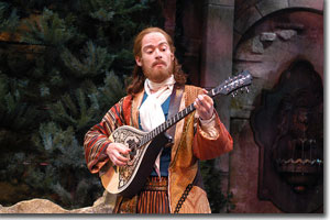 Jake Walker as Feste