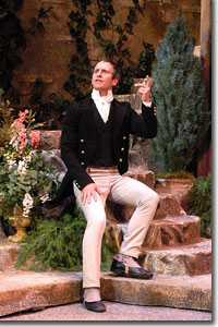 Timothy McCracken as Malvolio