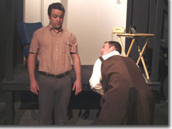 Brian Colonna as Andrew Fromer learns about life as a horse's ass Evan Weissman as Great-Grandfather Fromer